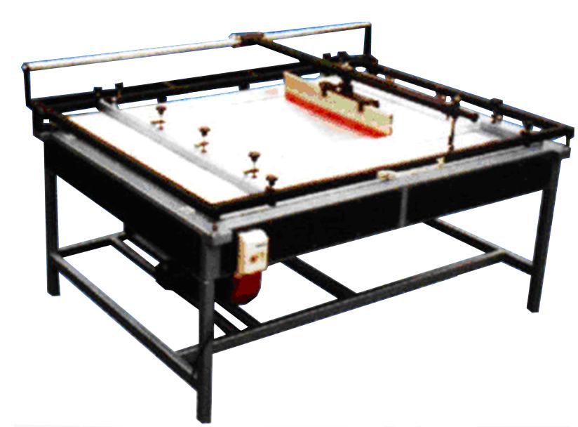 Bardzo dobra Stół do druku ręcznego ze wspomaganiem rakla – AMIT – urządzenia EY68